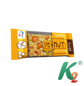 DeNuts 35g жареный миндаль + бразильский орех