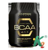 BCAA Mega Strong Powder 10 г ананас