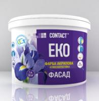 """Акриловая краска фасадная """"eko contact"""""""