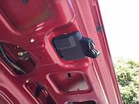 Крышка замка багажника Daewoo Lanos ЗАЗ Ланос ЗАЗ Сенс