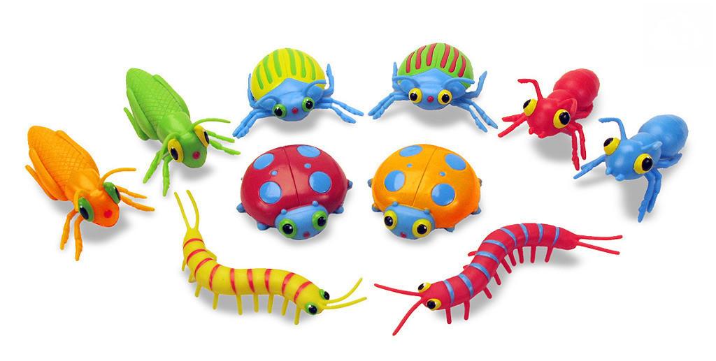 Набор игрушечных жучков Melissa & Doug