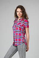 Молодёжная женская рубашка, фото 1