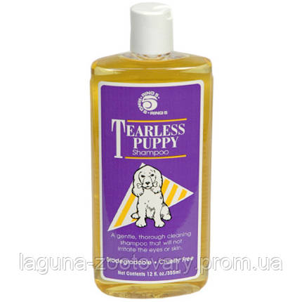 Ring5 Puppy Tearless ЩЕНОК БЕЗ СЛЕЗ 1:4 шампунь для щенков и котят, концентрат, фото 2