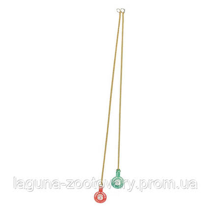 Ring5 Ювелирное звено (Jewerly Link) золото плетенная цепочка для собак, фото 2