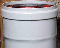 Удлинитель коаксиального дымохода (труба 1000 мм, 60/100 мм) для навесных котлов-колонок, код сайта 4284