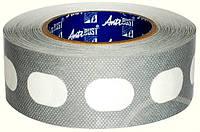 Перфорированная лента для торцов сотового поликарбоната AntsDUSTtape (50мм/33м.п в рулоне)