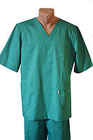 Мужской медицинский костюм (батист)