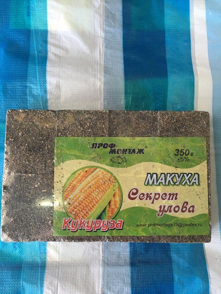 Макуха рибальська кукурудза
