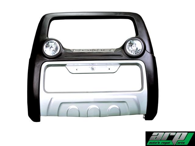 Защита переднего бампера Fiat Doblo