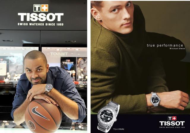 модные часы tissot для мужчин