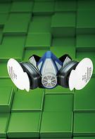 Полумаска фильтрующая MSA-MAS-ADV200