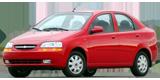 Chevrolet aveo т200 04-06 sdn/hb