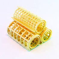 Бигуди пластик-8 шт.-7,0 см., фото 1