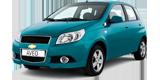 Chevrolet - aveo т255 h/b (08-)