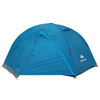 Двухместная палатка /Двомісний намет з двома тамбурами Quechua Arpenaz 2+