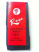 Набор иголок Роза 25 шт, 70mm