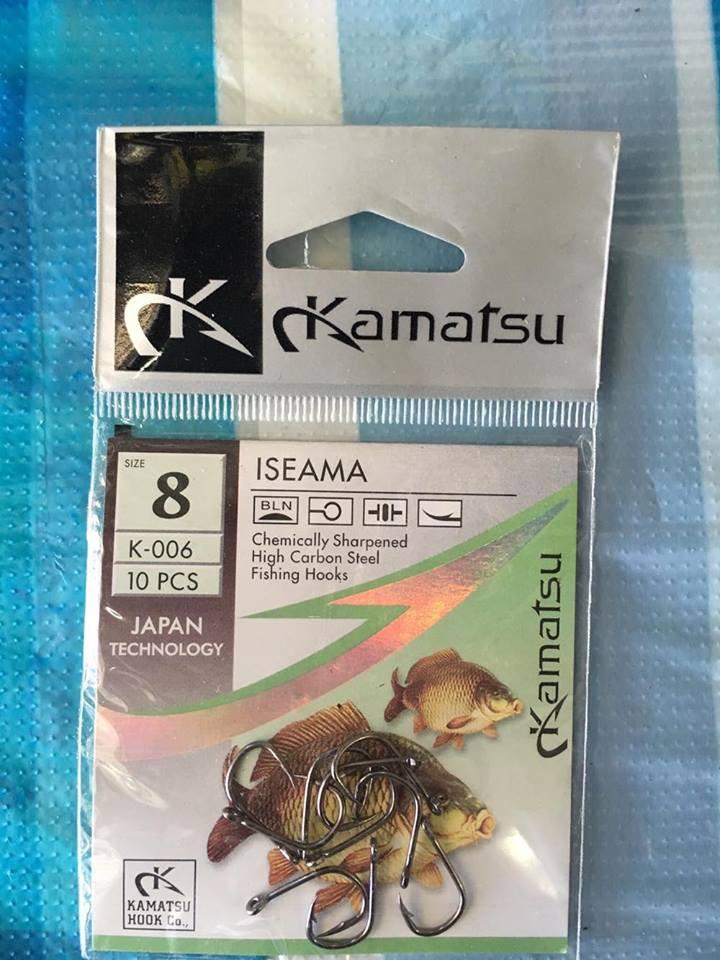 Крючки КАMATSU  №8