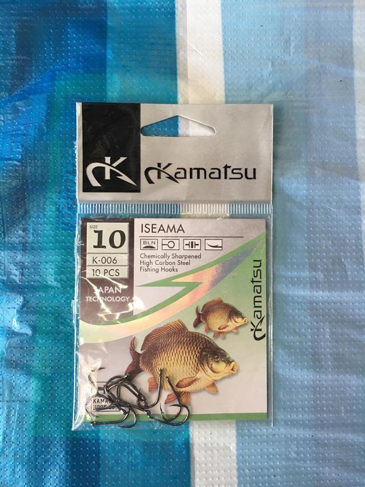 Гачки КАMATSU №10