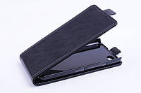 Чехол флип для Blackberry Z30 чёрный