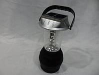 Кемпинговый динамо-фонарь-лампа FQ 766 со встроенной солнечной панелью, зарядка 12Вт, 220Вт, фото 1