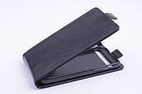 Чехол флип для Blackberry Classic Q20 чёрный