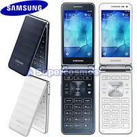 Телефон-раскладушка Samsung Galaxy G150 duos 2 SIM Фабричная сборка