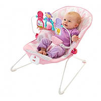 Fisher-Price Кресло качалка Baby's Bouncer - Pink Ellipse