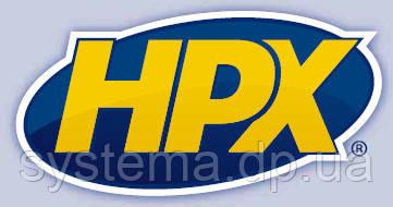 Клейкая лента HPX для маскировки профиля, 10/45 мм x 10 м, 190 микрон, коричневый, фото 2