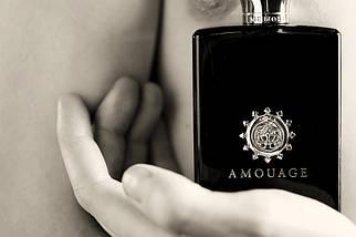 Amouage Memoir Man парфюмированная вода 100 ml. (Амуаж Мемуар Мен), фото 3