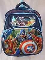 """Школьный рюкзак для мальчиков"""" капитан америка"""""""