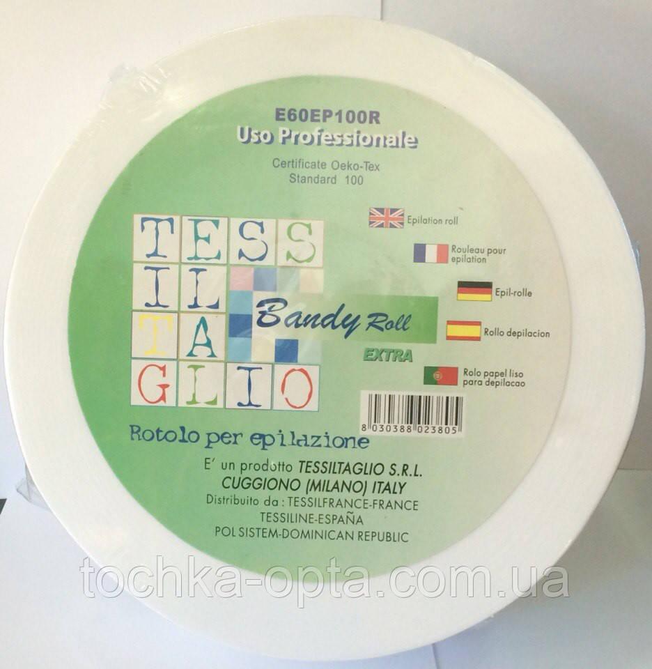 Полоски для депиляции в рулоне Tessiltaglio BandyRoll Extra Standart