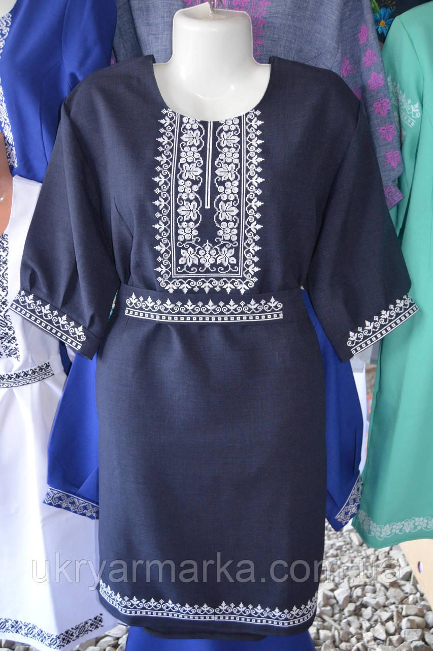 16ef4e1718d9d1 Машинна вишивка плаття,