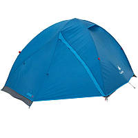 Трехместная палатка /Тримісний намет з двома тамбурами Quechua Arpenaz 3+