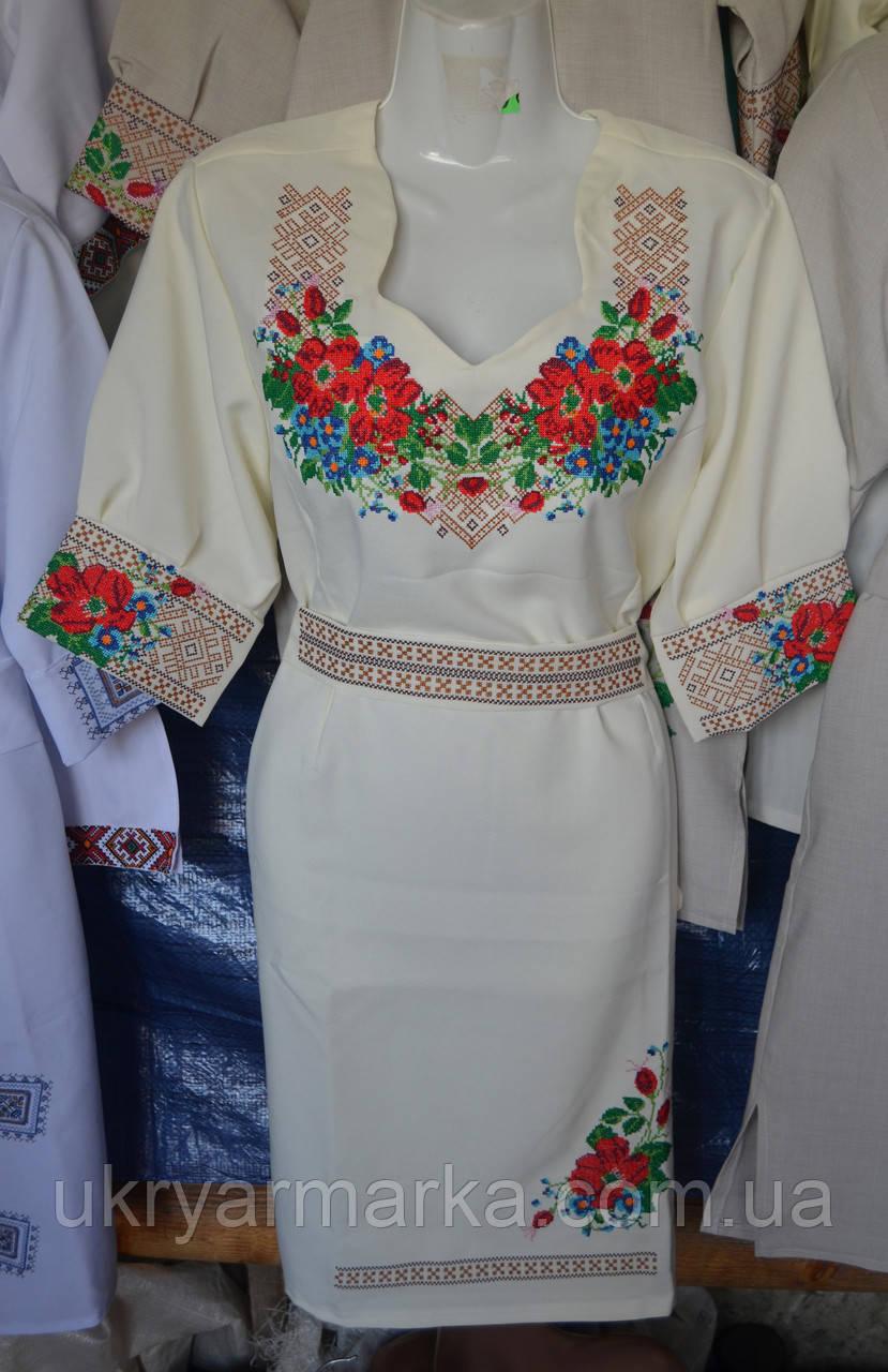 """Жіноча сукня """"Квіткова мелодія"""""""