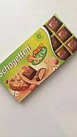 Шоколад Schogetten с печеньем и орехами Германия 100г