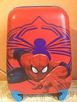 Чемодан детский дорожный Spider Man 11161-1