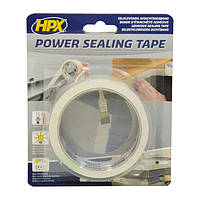 Клейкая лента HPX Power Sealing Tape для герметизации швов, 38 мм x 1,5 м, 1 мм, прозрачный