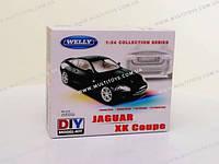 Welly.Сборная модель машинка металл 1:24 Jaguar Xk Coup(22470KB)