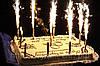 Свечи-феерверк  6 шт