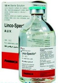 Лінкоміцин-спектиноміцин  (100мл)Альфасан.