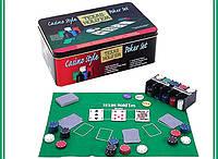Покер Набор Casino Style Texas Holdem Poker Set
