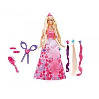 Barbie Принцесса Барби Сказочные волосы Cut N Style Princess Doll