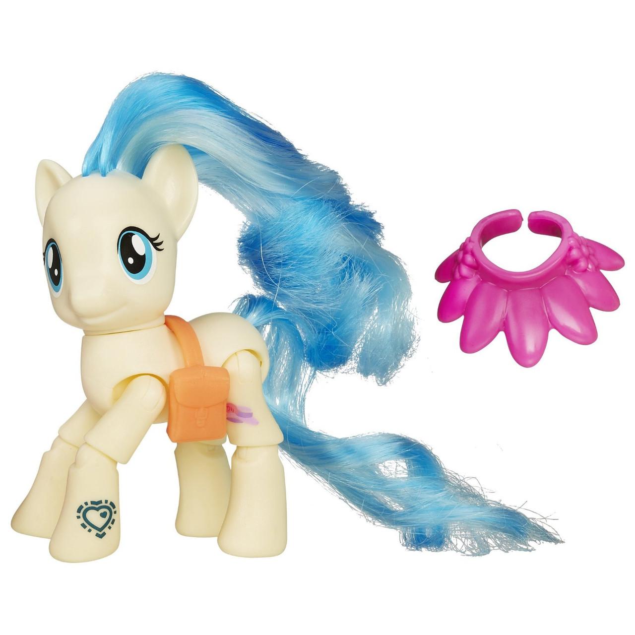 My Little Pony Мисс Поммел Friendship is Magic Miss Pommel Runway Show