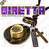 "Подвеска на шею - ""Biretta"""