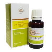 Эликсир для поджелудочной железы для нормализации пищеварения