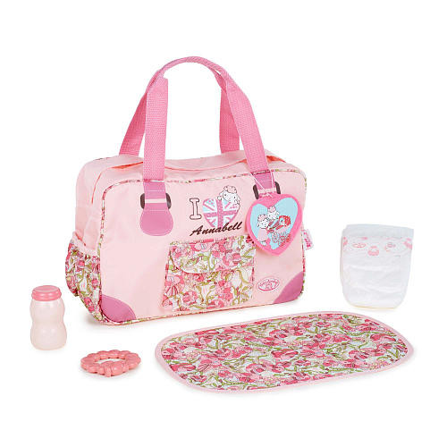 Сумка с набором  для пеленания для куклы Беби Анабель Baby Annabell Zapf Creation 792919