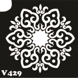 Трафарет № 429 V