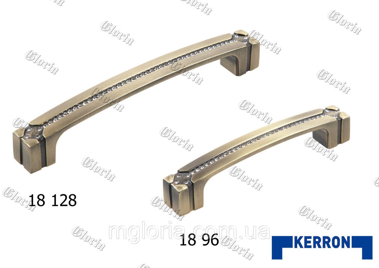 Ручки мебельные Kerron CRL18 BA