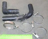 Патрубки отопителя ВАЗ 2101-07 (шланги + хомут) №85РШХ (пр-во БРТ)