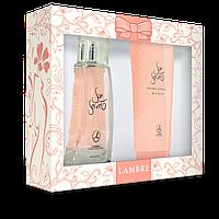 Подарочный парфюмированный набор (Парфюмированная вода 75 ml + Гель для душа 150 ml)